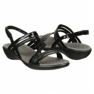 Sonar Pioneer Sandals (Black Patent) - Women's San