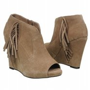 Samaraa Shoes (Taupe Suede) - Women&#39;s Shoes - 9.5 