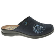 Halcyon Shoes (Navy) - Women's Shoes - 40.0 M