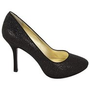 Zelda Shoes (Black Glitter) - Women's Shoes - 8.5