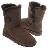 Boots Bailey Button (Chocolate) - Women&#39;s UGG Boot
