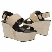 Kammie Shoes (Black/Buff) - Women's Shoes - 10.0 M