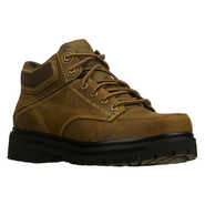 Alley Cats-Grand Boots (Brown) - Men's Boots - 7.0