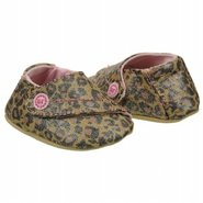 Crib Lush Leopard Shoes (Pink/Leopard) - Kids' Sho