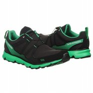 S-Wind Inca Shoes (Black/Smooth Green) - Men&#39;s Sho