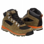 GT Scramble Mid Boots (Dark Olive/Orange) - Men's