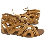 Malaga Sandals (Tan) - Women's Sandals - 12.0 M
