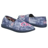 Bobs World II Pre/Grd Shoes (Denim Tie Dye) - Kids