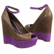 Carrack Shoes (Coffee/Ultra Violet) - Women's Shoe