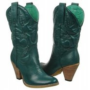 Denver Boots (Teal) - Women's Boots - 8.0 B