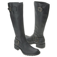 Charles Street Tall Boots (Black Smooth) - Women&#39;s