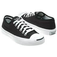 Jack Purcell CP Shoes (Black/White) - Men's Shoes
