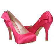 Proper Shoes (Hot Pink Satin) - Women's Shoes - 7.