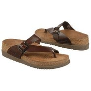 Helen Plus Sandals (Dark Brown) - Women's Sandals