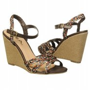 Poem Sandals (Multi Raffia) - Women's Sandals - 8.