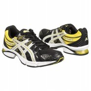 GEL-Fluent 4 Shoes (Black/White/Yellow) - Men&#39;s Sh