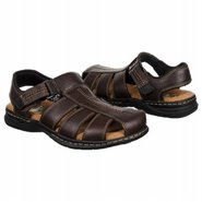 Dr. Scholl's Camden Sandals (Brown) - Men's Sandal