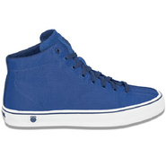 Clean Laguna High Top Shoes (Classic Blue/White) -