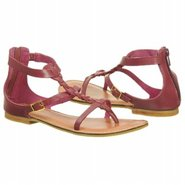 Sage Sandals (Plum Leather) - Women&#39;s Sandals - 8.