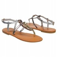 Palermo Sandals (Silver/Gold/Pewter) - Women's San