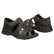 Meet Ur Patch Pre/Grd Sandals (Black) - Kids&#39; Sand