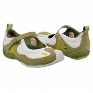 Medley Nylon Shoes (Green) - Women's Shoes - 36.0