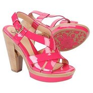 Velia Shoes (Neon Pink) - Women's Shoes - 6.5 M