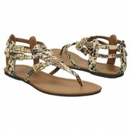 Joplin Sandals (Natural Multi Snake) - Women's San