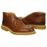 James Crepe Chukka Boots (Cognac) - Men's Boots -