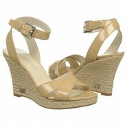 Kami Ankle Strap Shoes (Nude Patent) - Women's Sho