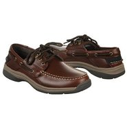 Helmsman Shoes (Brown Smooth) - Men's Shoes - 7.0