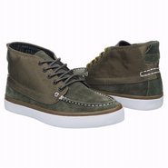 Ahab Mid Shoes (Olive/White/Gum) - Men's Shoes - 1