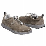 Travel Walker Suede Shoes (Gunsmoke) - Men's Shoes
