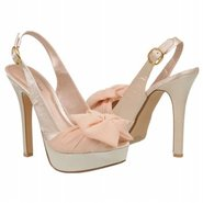 Sunrise Shoes (Nude Satin) - Women's Shoes - 6.0 M
