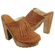 Goldie Shoes (Camel Suede) - Women's Shoes - 6.0 M