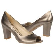 Carmen Shoes (Dark Pewter) - Women's Shoes - 8.5 W