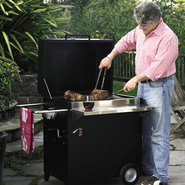 Legacy 131 Outdoor Grill and Smoker