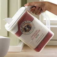 Flour and Sugar Storage Container - 4 Qt/5 lb.