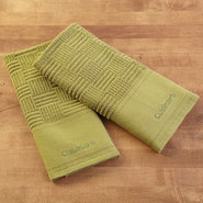 Set of 2 Cuisinart Kitchen Towels, 18x 28-inch - G