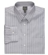 Traveler Patterned Point Collar Dress Shirt Big an