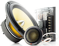 K2 Power 6.5   Component 2-Way Speakers - 165KR2