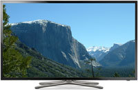 40   Black LED 1080P HDTV - UN40F5500AFXZA