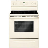 30   Bisque Freestanding Electric Range - FFEF3018