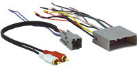 Amplifier Harness - 70-5521