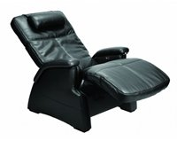 PC-086 Perfect Chair Serenity Black Leather Reclin