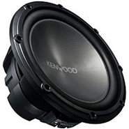 Black 12   Mobile Subwoofer - KFC-W3013PS