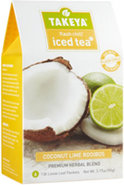 Flash Chill Iced Coconut Lime Rooibos Premium Herb