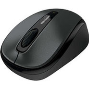 Black Wireless Mouse - GMF-00030