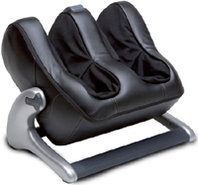 HT-1360 Elite Foot and Calf Black Massager - 00459