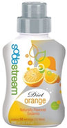 Diet Orange Soda Mix Syrup - 1020105011